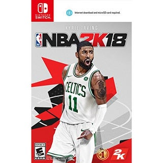 NBA 2K18 Early Tip-Off Edition, Nintendo Switch