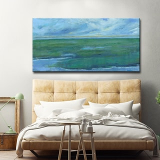 'Low Ground' Ready2HangArt Canvas by Dana McMillan