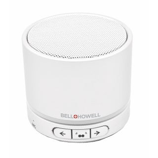 Bell+Howell True Wireless Stereo Link Bluetooth Speaker