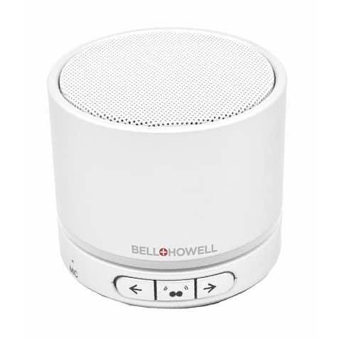 Bell+Howell True Wireless Stereo Link Bluetooth Speaker