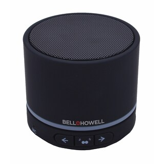 Bell+Howell True Wireless Stereo Link Bluetooth Speaker (4 options available)