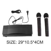 Wireless Microphone (Box of 2)