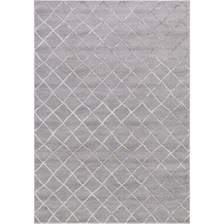 "Motif Collection Fret Rug  (3'3""x4'7"") - 3'3"" x 4'7"""