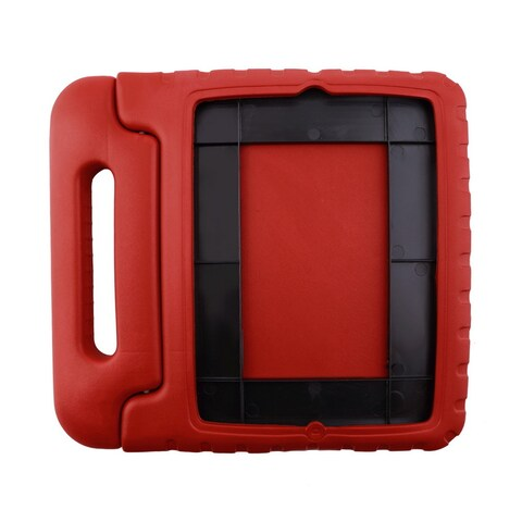 EVA Anti-Shock Proof Case for iPad 2 3 4 Handle Cover Stand Safe Foam (Red)