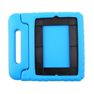 EVA Anti-Shock Proof Case for iPad 2 3 4 Handle Cover Stand Safe Foam (Blue)