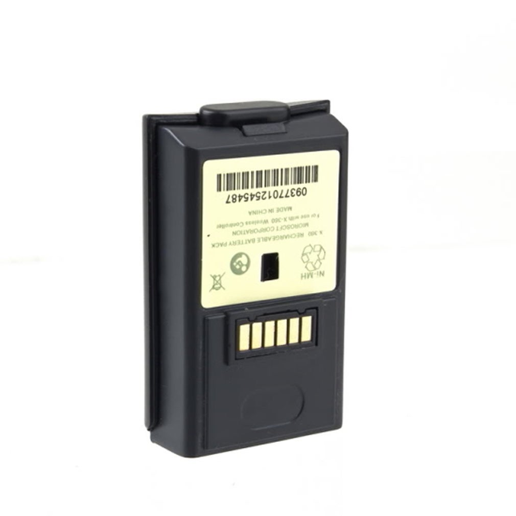 4800mAh Battery Pack and USB Charger for Xbox 360 Control...