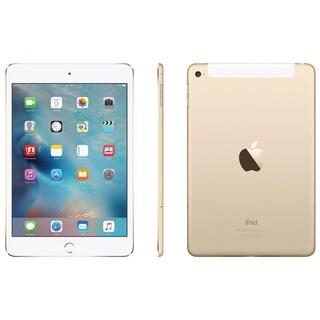 Apple iPad Mini 3 16GB Unlocked GSM 4G LTE Tablet - Gold