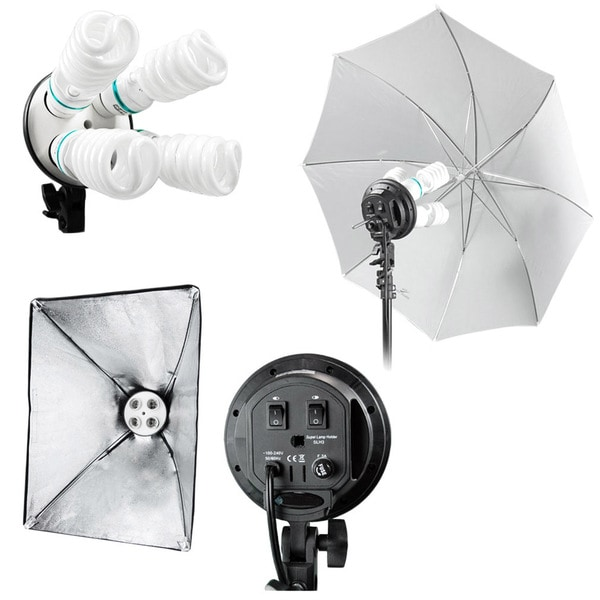 Studio Continuous Lighting Kit 1600W  sc 1 st  Overstock.com & Shop Studio Continuous Lighting Kit 1600W - Free Shipping Today ...