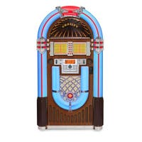 Full Size Bluetooth Jukebox- Walnut
