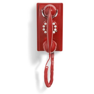 Wall Phone- Red