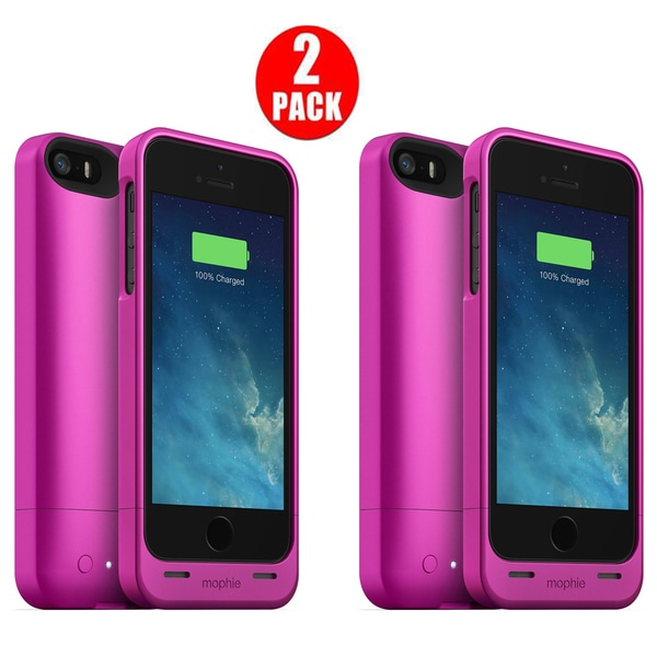 sports shoes fe283 cc0f8 Shop Mophie Juice Pack Helium 2 Pack Bundle for iPhone 5/5s/SE ...