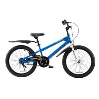 RoyalBaby BMX Freestyle Kids Bike, Boy's Bikes and Girl's Bikes, Gifts for children, 20 inch wheels, in 6 colors (Option: Red)|https://ak1.ostkcdn.com/images/products/15870918/P22279041.jpg?impolicy=medium