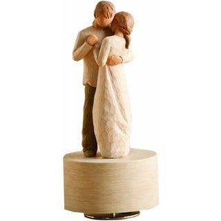 Handmade Promise Musical Figurine (USA)