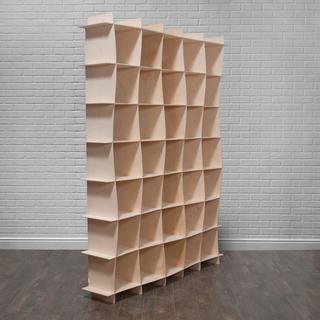 Large Wave Modern Storage Cubes
