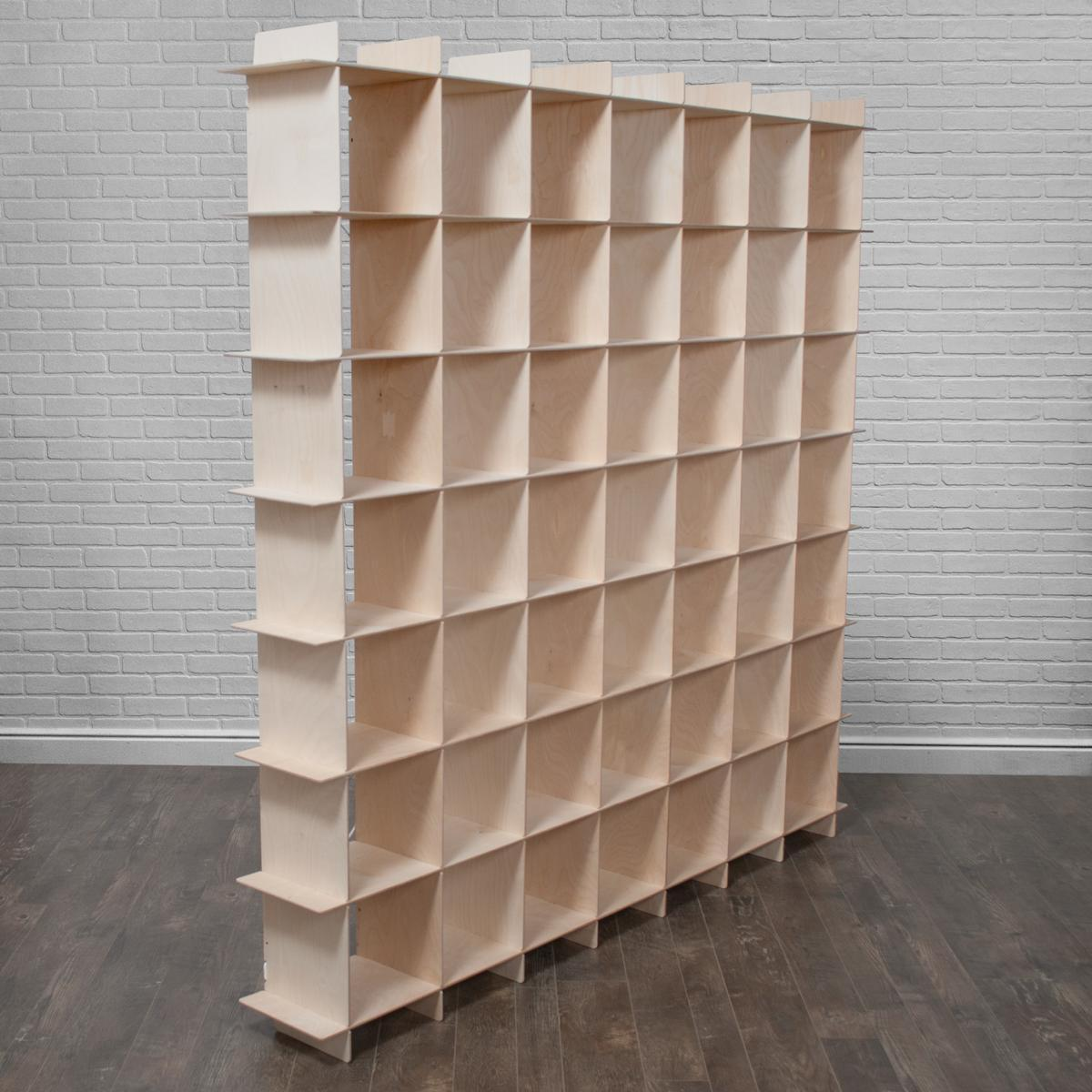 Sprout Ease Extra Large Modern Cube Storage Unit (Unfinis...