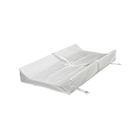 Babyletto Pure 31-inch Non-Toxic Contour Changing Pad - White