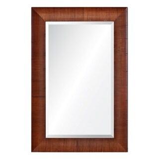 Cooper Classics Molly Cherry Wood Mirror