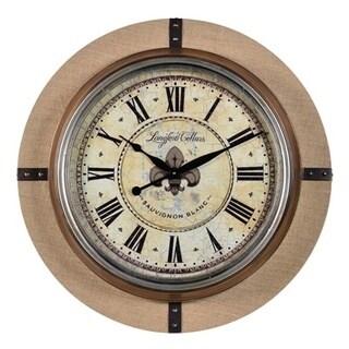 Cooper Classics Ontario Clock