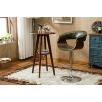 Porthos Home Adjustable Swivel Mansfield Barstool