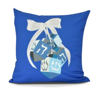 Turn, Turn, Turn, Geometric Print Pillow (More options available)