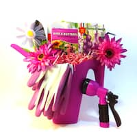 April Showers Gardening Gift Basket