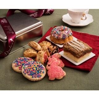 Dulcet Easter Gift Basket Gourmet Treat