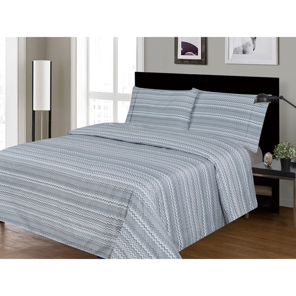 RT Designers Collection Placid Printed Sheet Set