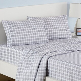 Waverly Kids Norfolk Plaid Sheet Set