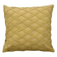Waverly Sanctuary Rose 18 inch Square Decorative Accessory Pillow