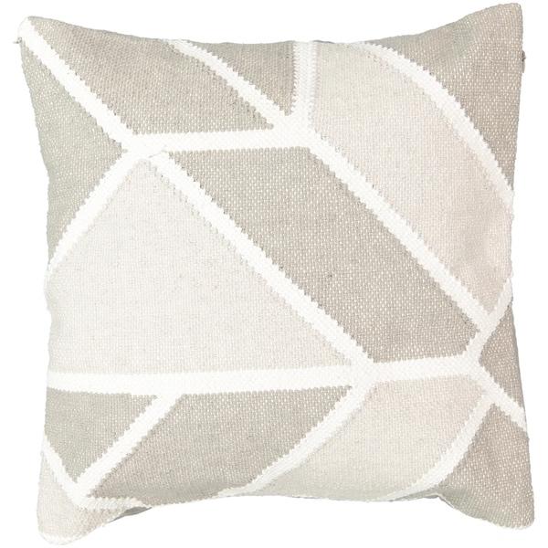 Beautyrest Social Call 18x18 yarn dye decorative Throw Pillow