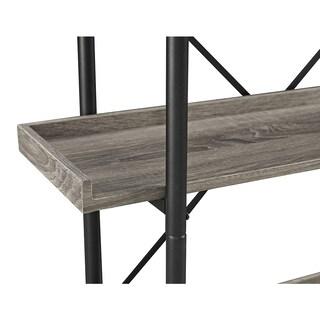 Carbon Loft Edelman 68-inch Urban Pipe Bookshelf (2 options available)