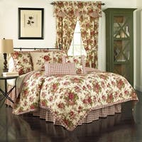 Waverly Norfolk Reverislbe Quilt Set
