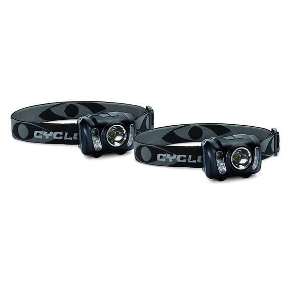 Cyclops 210 Lumen Headlamp, 2 Pack