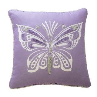 Waverly Kids Ipanema Butterfly Decorative Accessory Pillow
