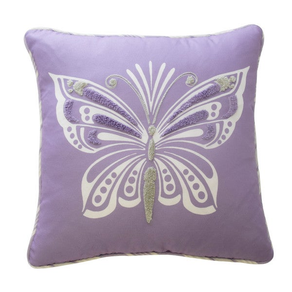 7 Top Tips For Throwing A Grand Party In A Small Home: Shop Waverly Kids Ipanema Butterfly Decorative Accessory