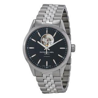 Raymond Weil Men's 2710-ST-20021 'Freelancer' Automatic Stainless Steel Watch