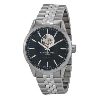 Raymond Weil Men's 2710-ST-20021 'Freelancer' Automatic Stainless Steel Watch