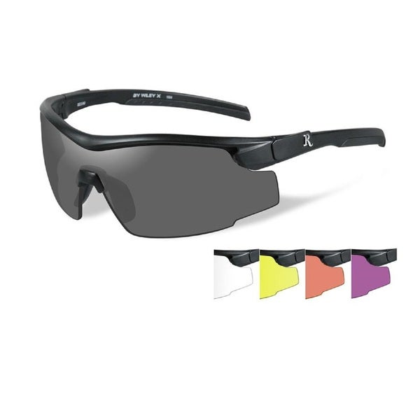 Remington by Wiley X Adult Platinum Grade Eyewear 5 Lens Kit