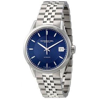 Raymond Weil Men's 2740-ST-50021 'Freelancer' Automatic Stainless Steel Watch