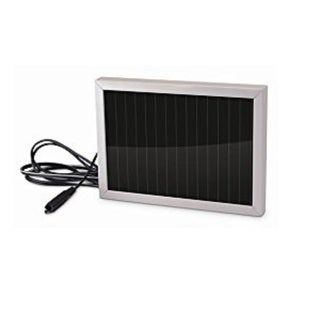 Stealth Camera 12V Solar Panel Camera Accessory w/6ft Cable