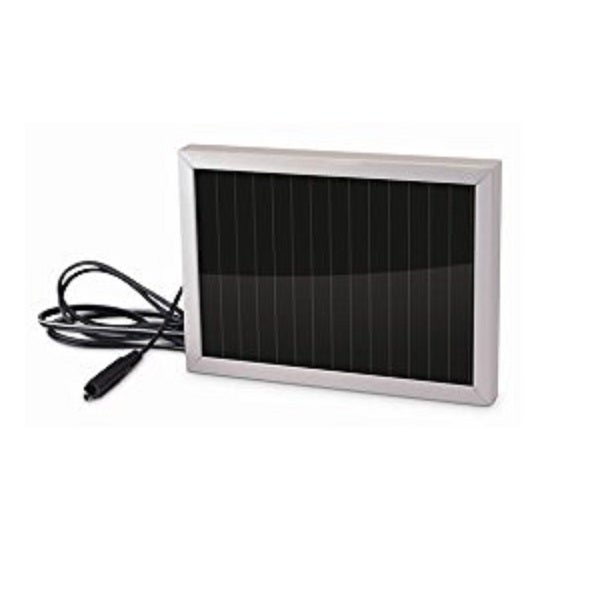 Stealth Camera 12V Solar Panel Camera Accessory w/6ft Cable