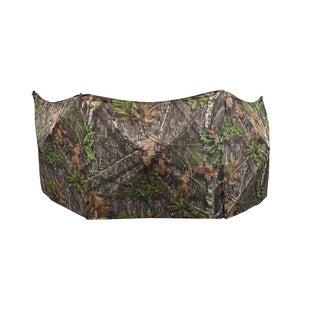 Ameristep Throwdown Blind-91inx27in-Mossy Oak Obsession