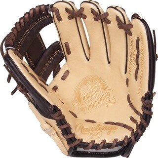 Rawlings Pro Preferred 11.5in Infield Glove-Pro I Web-RH