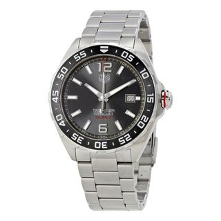 Tag Heuer Men's WAZ2011.BA0842 'Formula One' Automatic Stainless Steel Watch