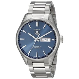 Tag Heuer Men's WAR201E.BA0723 'Carrera' Automatic Stainless Steel Watch
