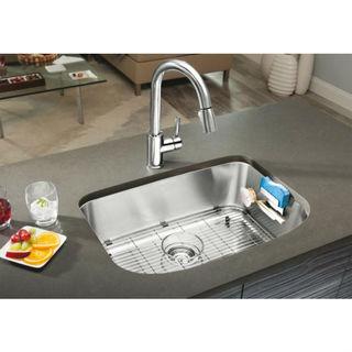 Blanco One 441629 Stainless Steel Undermount Kitchen Sink Kit