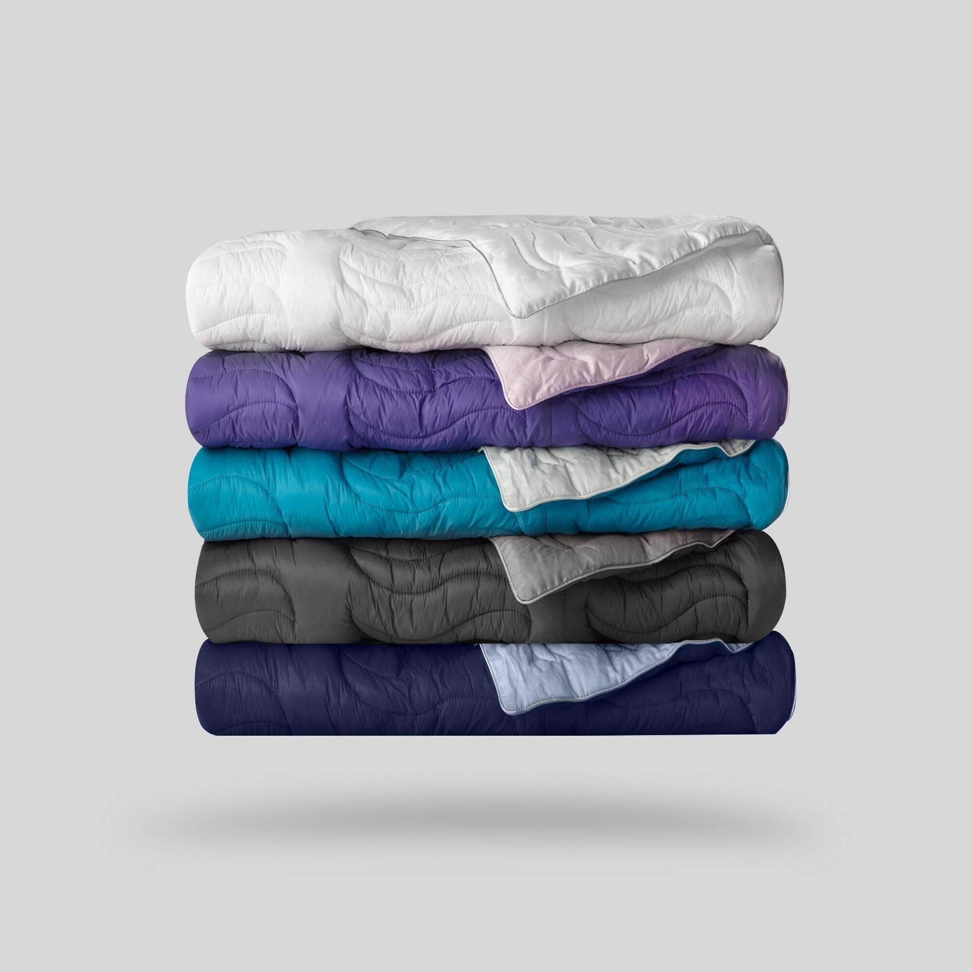 Bedgear Bed Gear Warmer Performance Blankets (Purple - Fu...