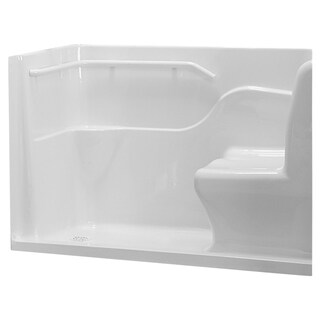 American Standard Soaking Bathtub 3060.SH.RW White