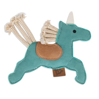 MuttNation Fueled by Miranda Lambert Faux Suede Dog Toy