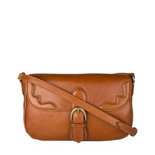 Hidesign Hemlock Leather Crossbody Handbag